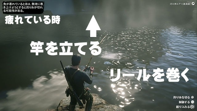RDR2_釣りのコツ2