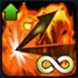 炎カウンター(永続)
