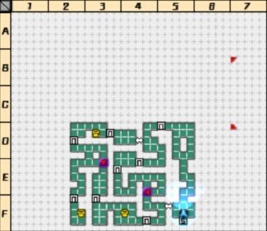 1番街地図3