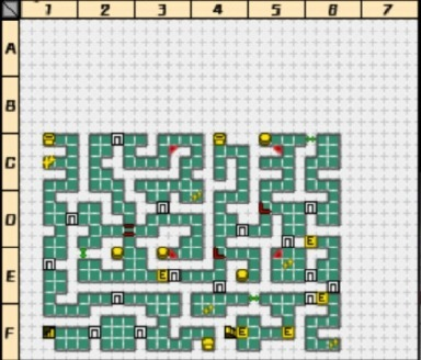 全体地図_ジェラシック・ランド第2区画