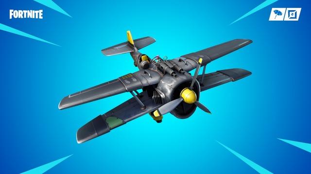 X-4ストームウイング飛行機 (バトルロイヤル)