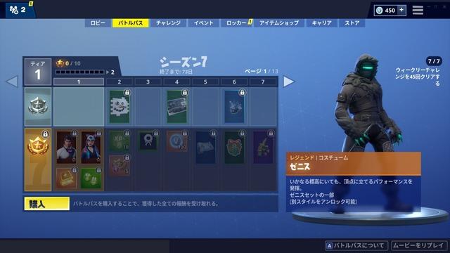 ゼニス-7