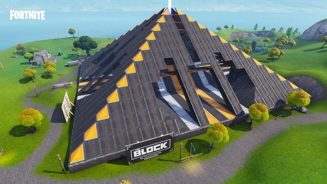ザ・ブロック - オメガピラミッド