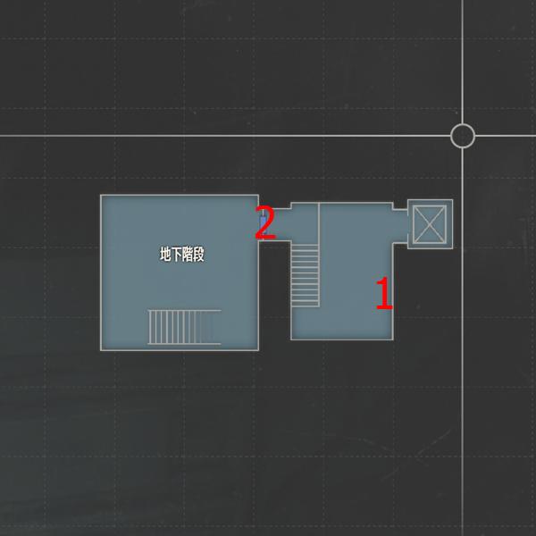 地下階段ー