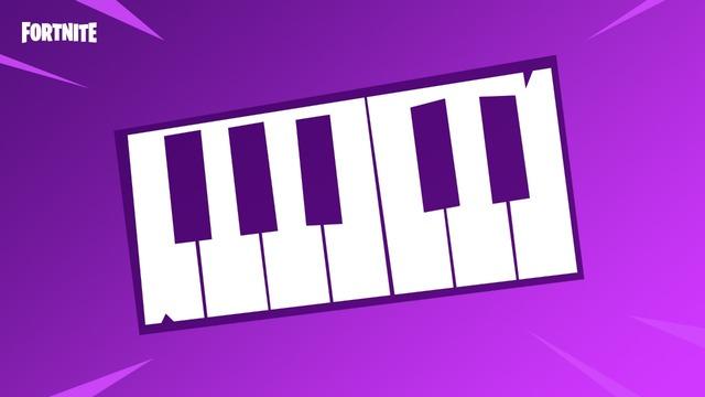 ピアノキー+ミュージックブロック