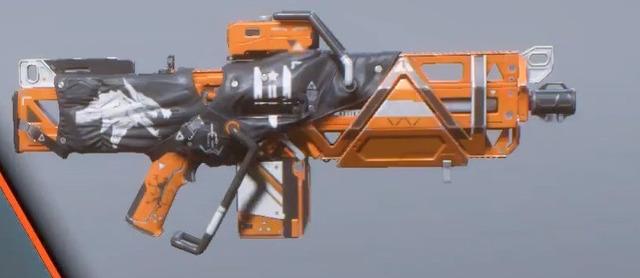 聖なる復讐(共通アサルトライフル・マスターワーク装備)