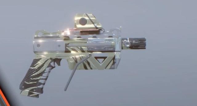 【共通武器マシンピストルマスター】ギャレタスの報復