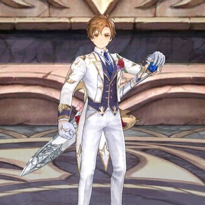 純白の王子カーセル