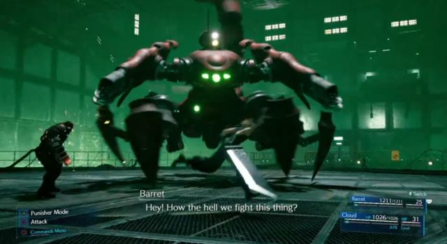 Ff7 リメイク ロボット アーム 【FF7リメイク】修正版 サクッとロボットアーム操作手順