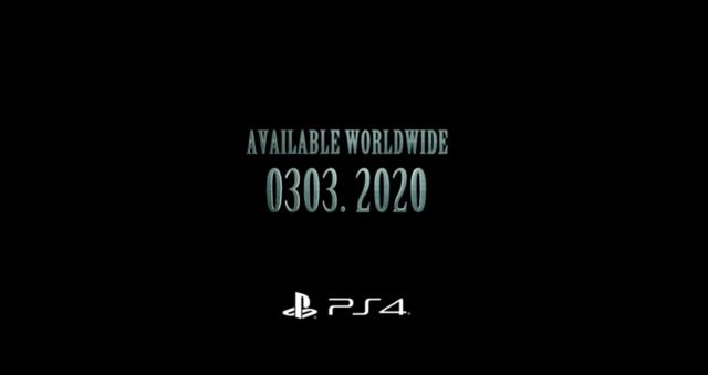 E3 2019でFF7リメイクの発売日が発表された