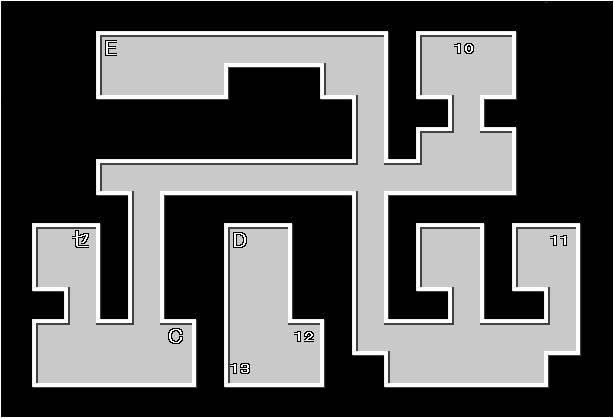 バブイルの塔(地底)_B10F