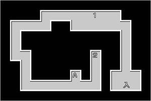 バブイルの塔(地上)_B1F