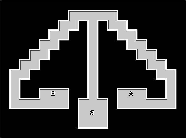 バブイルの塔(地上)_B2F