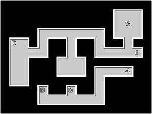 バブイルの塔(地上)_B3F