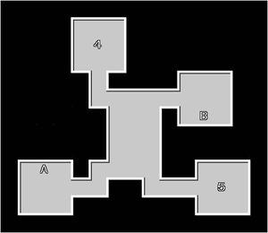 幻獣の洞窟_B2F