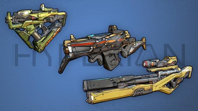武器メーカー_HYPERION