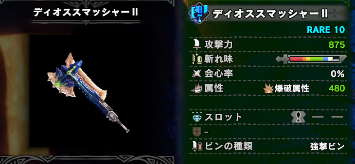 アイスボーン強い武器種