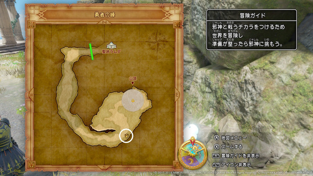 ヨッチNo13地図
