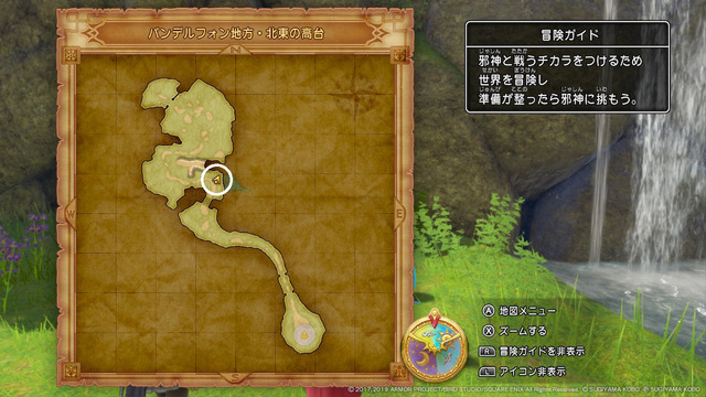 ヨッチNo16地図