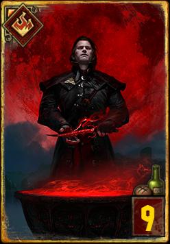 紅き血の呪縛