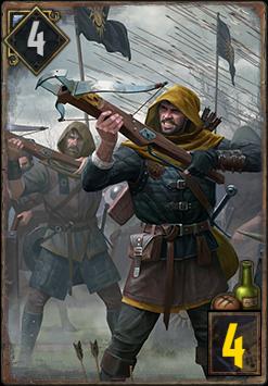 デスヴェン師団の弩弓兵