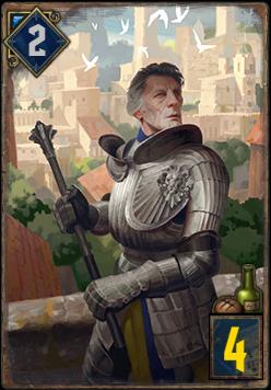 シントラ軍の騎士