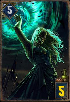 黄泉の女魔術師