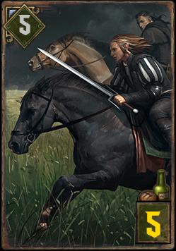 ヴリヘッド旅団の竜騎兵