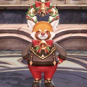 霊物のクリスマスオディ