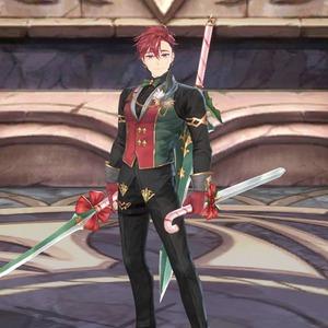 剣客のクリスマスキベラ