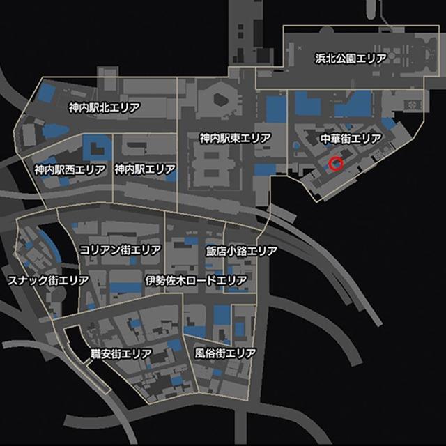 開心特産店_場所