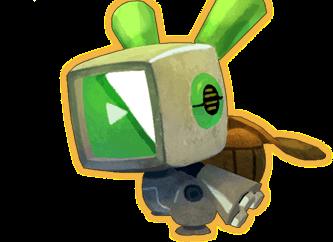 ロボットの全体像