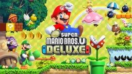 New スーパーマリオブラザーズ U デラックス 価格:6,578円