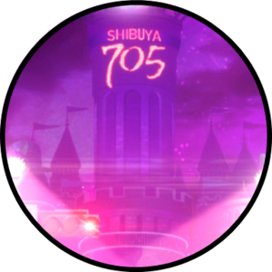 渋谷ジェイル ボタン