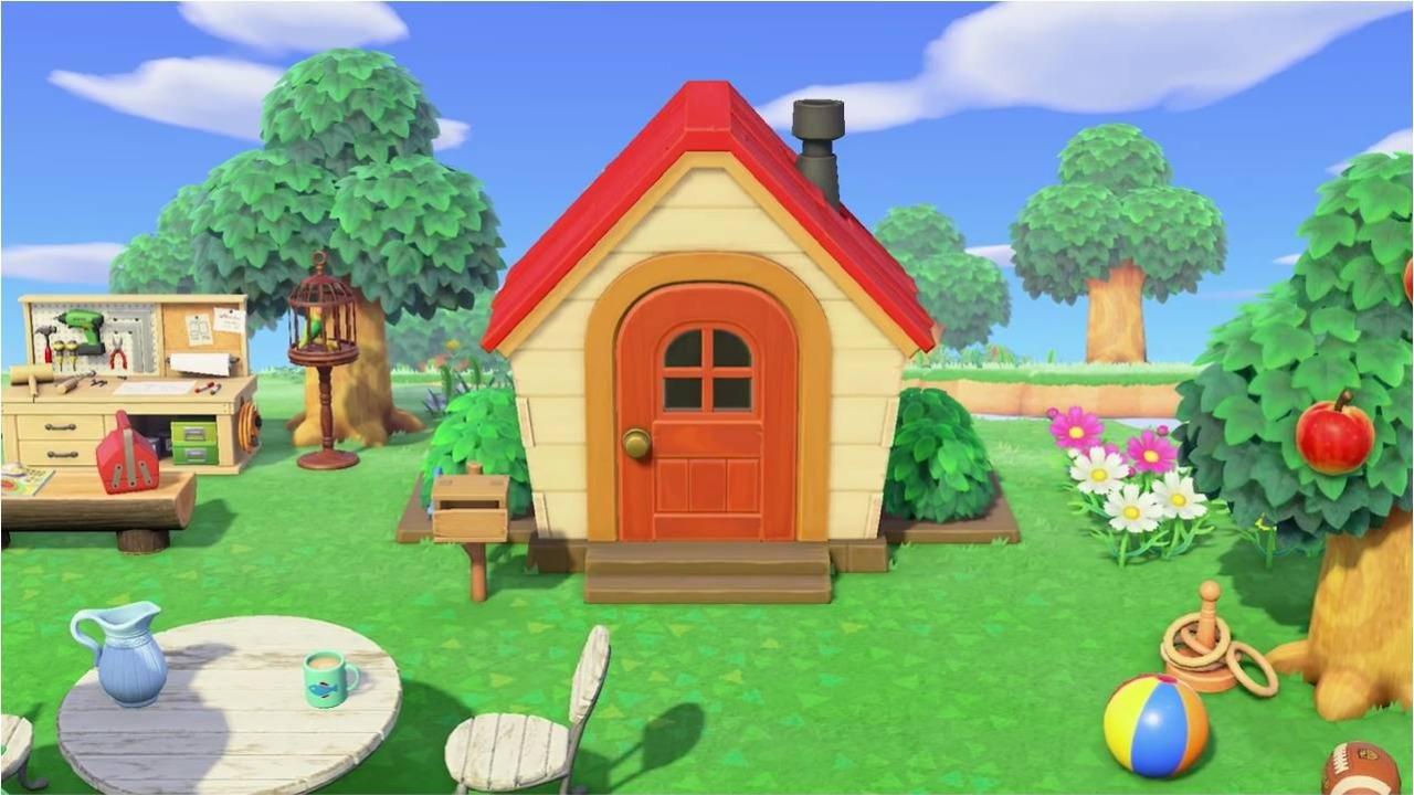 建てる 家 あつ 森 場所 を