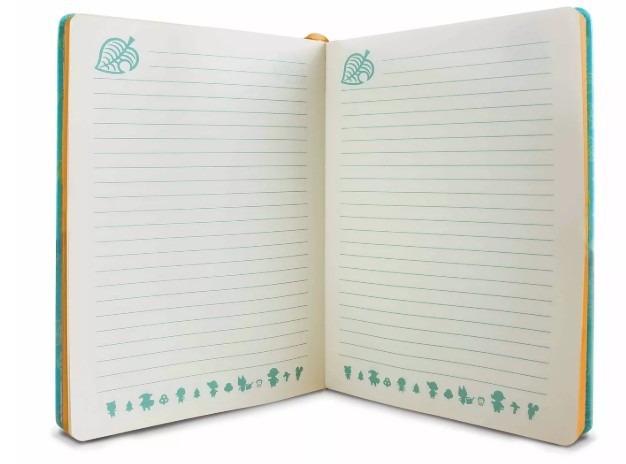journal with a custom 2020 calendar1
