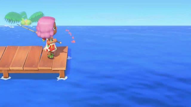 あつまれ どうぶつの森 はじめての無人島生活 [Nintendo Direct 2019.9.5]_000301932