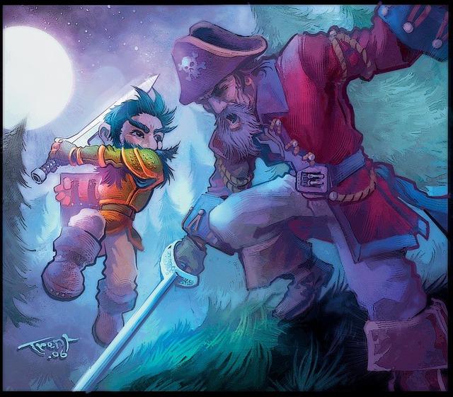 悪辣なる海賊