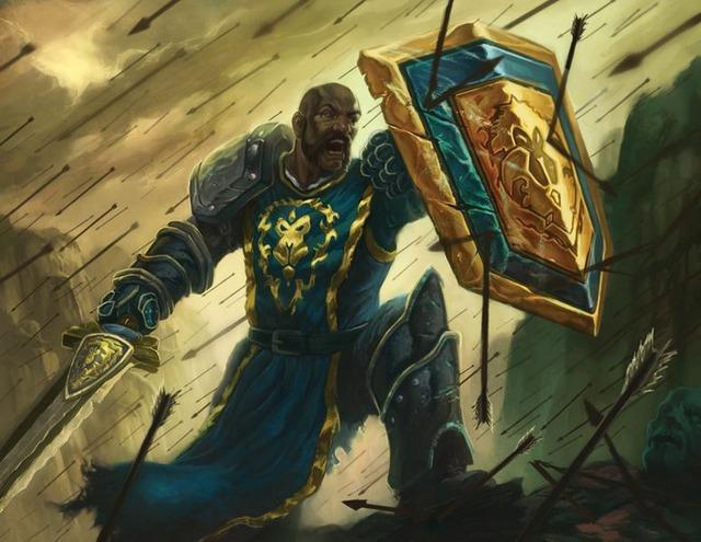 シルバーハンド騎士