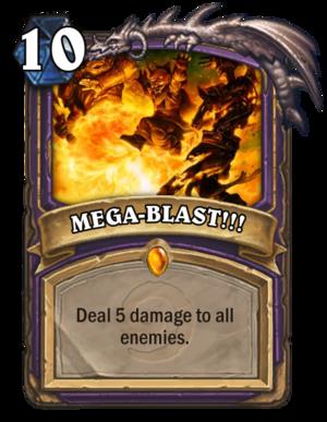 MEGA-BLAST!!!