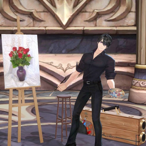 美術教師クロウ