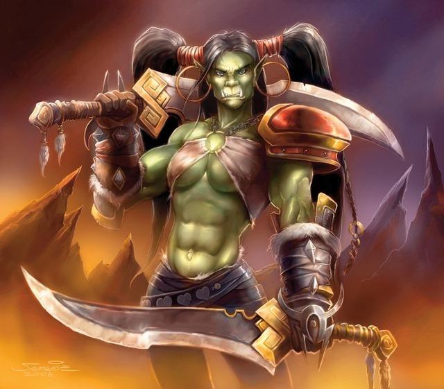 アラシの武器職人
