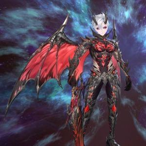 黒翼の悪夢魔王カーセル