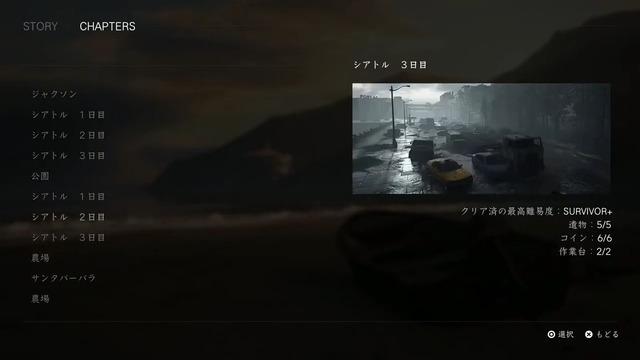SURVIVOR+クリア・アビー編シアトル3日目