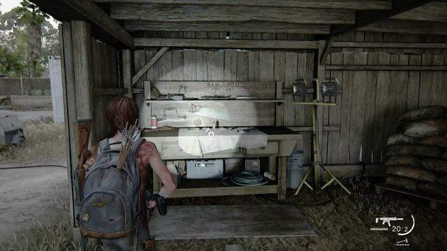 作業台の場所1「保養所」