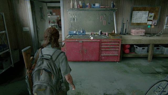 作業台の場所2「ヒルクレスト」