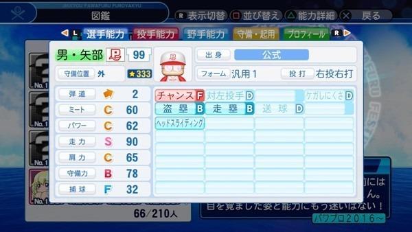 男・矢部_野手