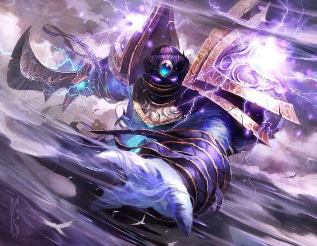 風の王アラキア