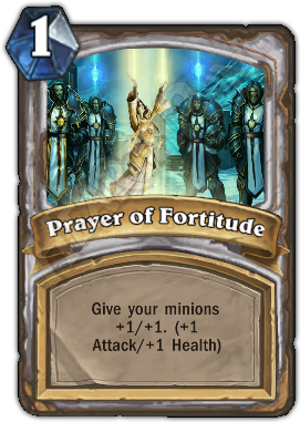 Prayer of Fortitude