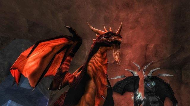 Black dragonflight
